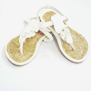3/$15🌞Healthtex Faux-Leather T Strap Sandals 4